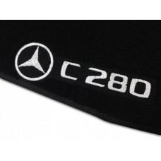 Tapete Mercedes Benz Classe C 280 Luxo