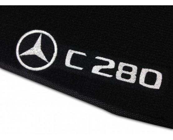 Tapete Mercedes Benz Classe C 280 Luxo (Alfabetoauto) por alfabetoauto.com.br