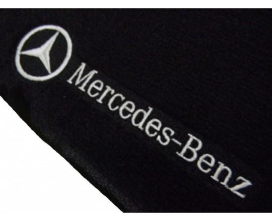 Tapete Mercedes Benz Classe CLC Luxo (Alfabetoauto) por alfabetoauto.com.br
