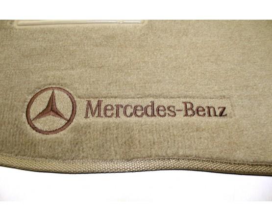 Tapete Mercedes Benz Classe CLK Luxo (Alfabetoauto) por alfabetoauto.com.br