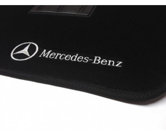 Tapete Mercedes Benz Classe E Luxo (Alfabetoauto) por alfabetoauto.com.br