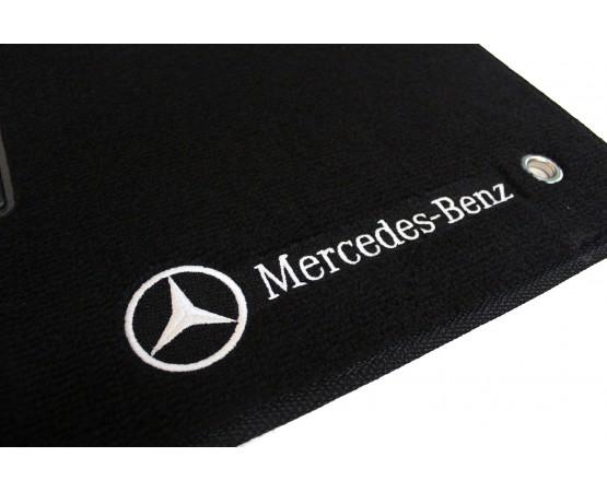 Tapete Mercedes Benz Classe E 250 Coupe Luxo (Alfabetoauto) por alfabetoauto.com.br