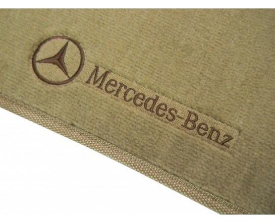 Tapete Mercedes Benz Classe S 500 Luxo (Alfabetoauto) por alfabetoauto.com.br