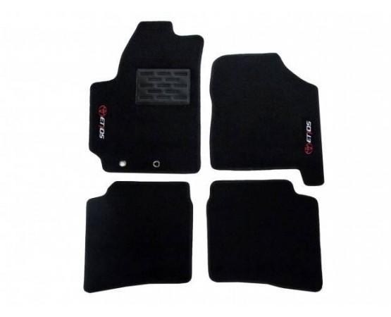 Tapete Toyota Etios Hatch Luxo (Alfabetoauto) por alfabetoauto.com.br