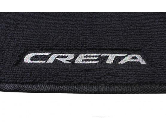 Tapete Hyundai Creta Luxo (Alfabetoauto) por alfabetoauto.com.br