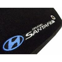 Tapete Hyundai Grand Santa Fe 7 Lugares Luxo