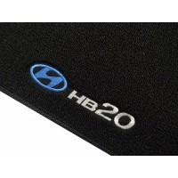 Tapete Hyundai HB20 Luxo