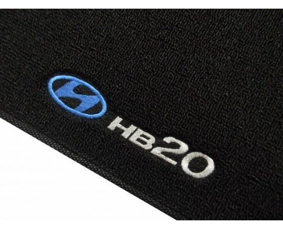 Tapete Hyundai HB20 Luxo (Alfabetoauto) por alfabetoauto.com.br