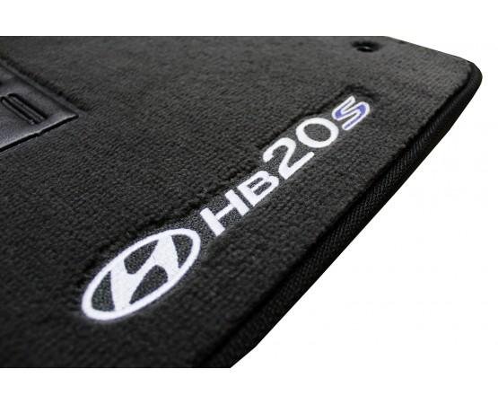Tapete Hyundai HB20s Luxo (Alfabetoauto) por alfabetoauto.com.br