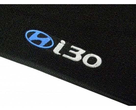 Tapete Hyundai Novo I30 Luxo (Alfabetoauto) por alfabetoauto.com.br