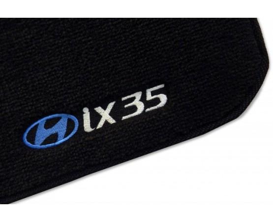 Tapete Hyundai IX35 Luxo (Alfabetoauto) por alfabetoauto.com.br
