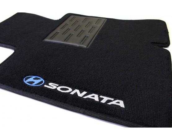 Tapete Hyundai Sonata Luxo (Alfabetoauto) por alfabetoauto.com.br