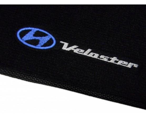 Tapete Hyundai Veloster Luxo (Alfabetoauto) por alfabetoauto.com.br
