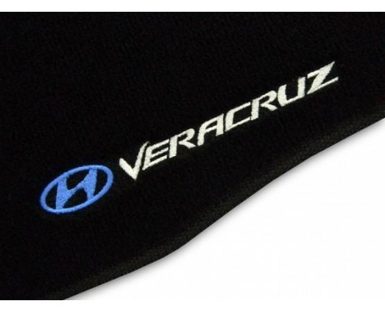 Tapete Hyundai Veracruz Luxo (Alfabetoauto) por alfabetoauto.com.br