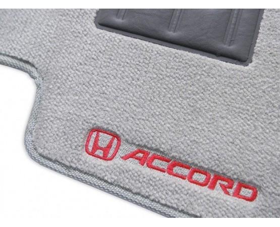 Tapete Honda Accord Luxo (Alfabetoauto) por alfabetoauto.com.br