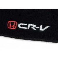 Tapete Honda CR-V Traseiro Inteiriço Luxo