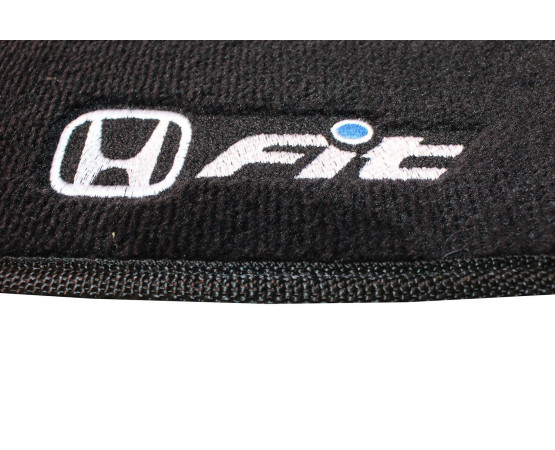 Tapete Honda Fit Ate 2008 Luxo (Alfabetoauto) por alfabetoauto.com.br