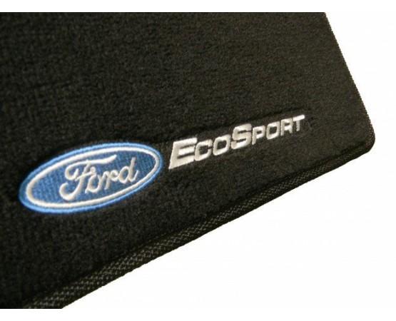 Tapete Ford Ecosport Luxo (Alfabetoauto) por alfabetoauto.com.br