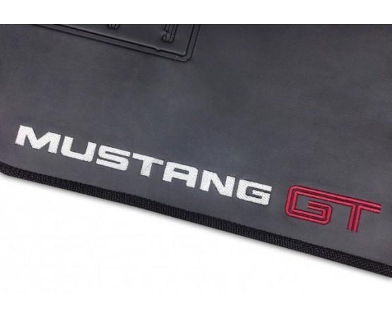 Tapete Ford Mustang Gt Borracha (Alfabetoauto) por alfabetoauto.com.br