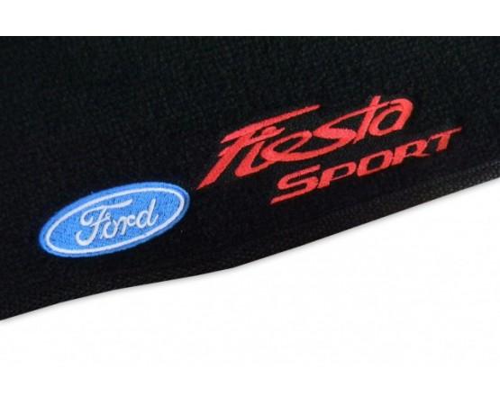 Tapete Ford New Fiesta Sport Luxo (Alfabetoauto) por alfabetoauto.com.br