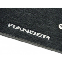 Tapete Ford Ranger Até 2015 Cabine Dupla Luxo