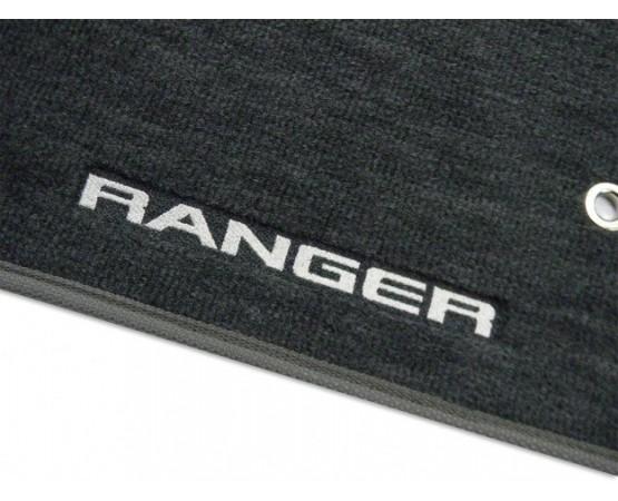 Tapete Ford Ranger Até 2015 Cabine Dupla Luxo (Alfabetoauto) por alfabetoauto.com.br