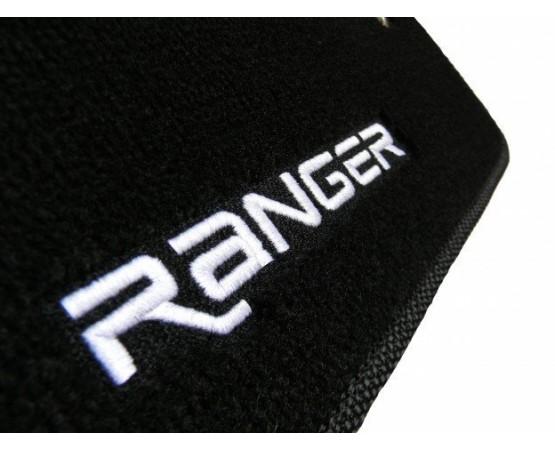 Tapete Ford Ranger Até 2015 Cabine Simples Luxo (Alfabetoauto) por alfabetoauto.com.br