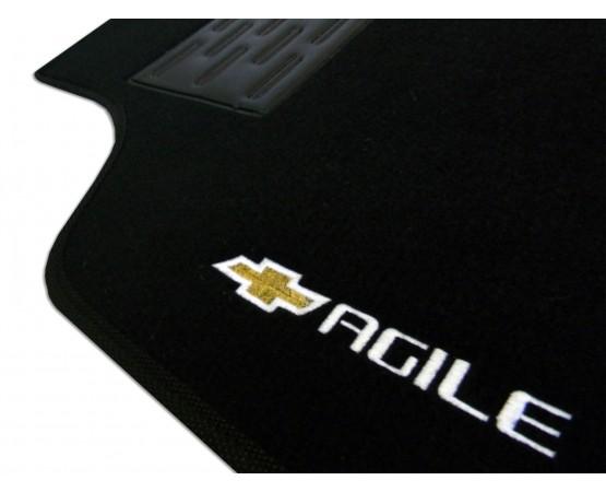 Tapete Chevrolet Agile Luxo (Alfabetoauto) por alfabetoauto.com.br