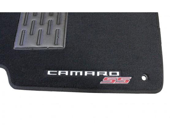Tapete Chevrolet Camaro SS Luxo (Alfabetoauto) por alfabetoauto.com.br