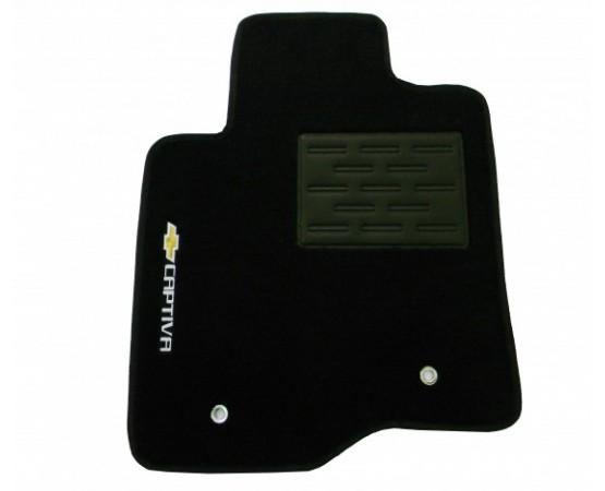 Tapete Chevrolet Captiva Luxo (Alfabetoauto) por alfabetoauto.com.br