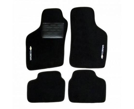 Tapete Chevrolet Corsa Hatch Luxo (Alfabetoauto) por alfabetoauto.com.br