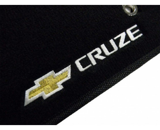 Tapete Chevrolet Cruze Luxo (Alfabetoauto) por alfabetoauto.com.br