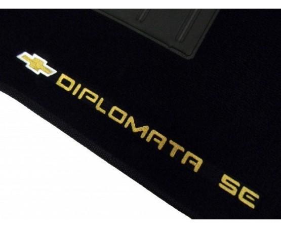 Tapete Chevrolet Diplomata Se Luxo (Alfabetoauto) por alfabetoauto.com.br