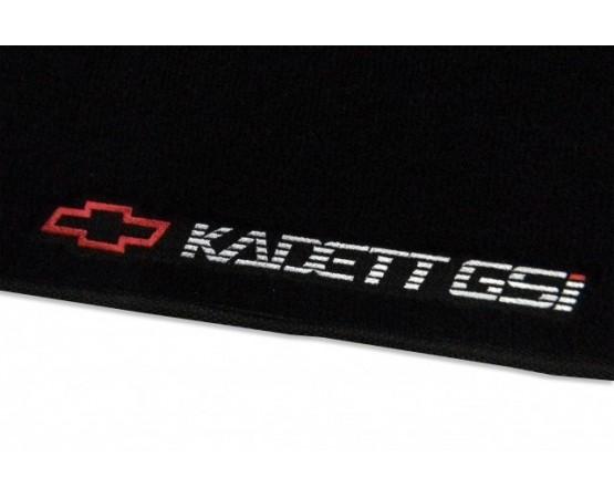 Tapete Chevrolet Kadett GSI Luxo (Alfabetoauto) por alfabetoauto.com.br