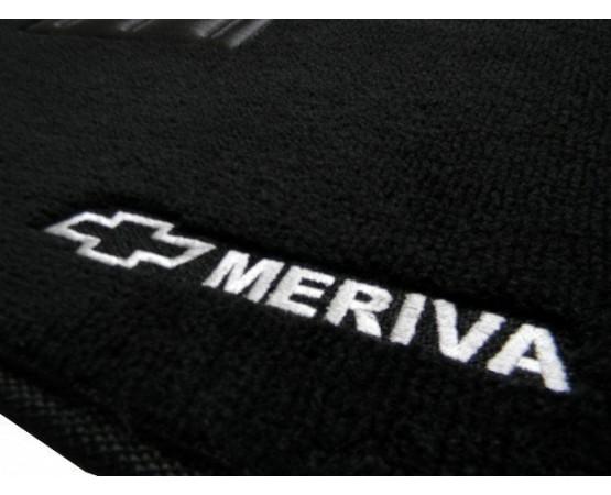 Tapete Chevrolet Meriva Luxo (Alfabetoauto) por alfabetoauto.com.br