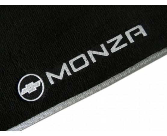 Tapete Chevrolet Monza Luxo (Alfabetoauto) por alfabetoauto.com.br