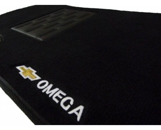 Tapete Chevrolet Omega Luxo (Alfabetoauto) por alfabetoauto.com.br