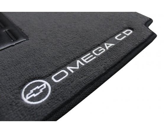 Tapete Chevrolet Omega C.d Luxo (Alfabetoauto) por alfabetoauto.com.br