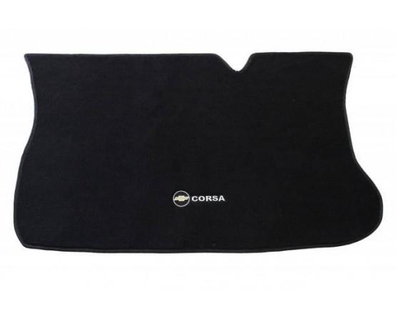 Tapete Porta Malas Chevrolet Corsa Hatch Luxo (Alfabetoauto) por alfabetoauto.com.br