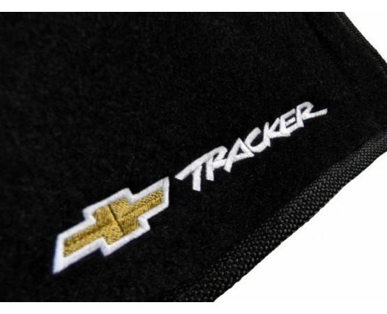 Tapete Chevrolet Tracker Luxo (Alfabetoauto) por alfabetoauto.com.br