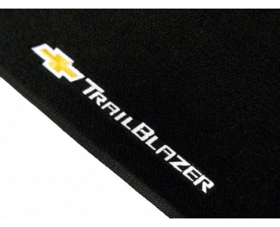 Tapete Chevrolet Trailblazer 7 Lugares Luxo (Alfabetoauto) por alfabetoauto.com.br