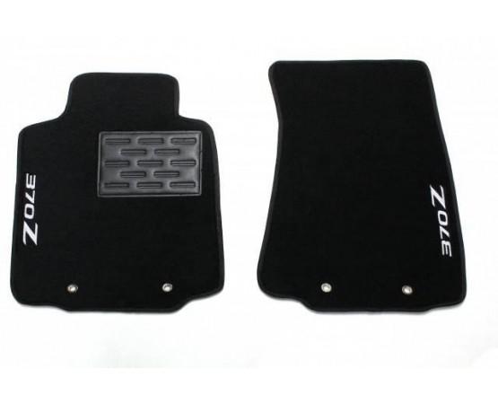 Tapete Nissan 370 Z Luxo (Alfabetoauto) por alfabetoauto.com.br