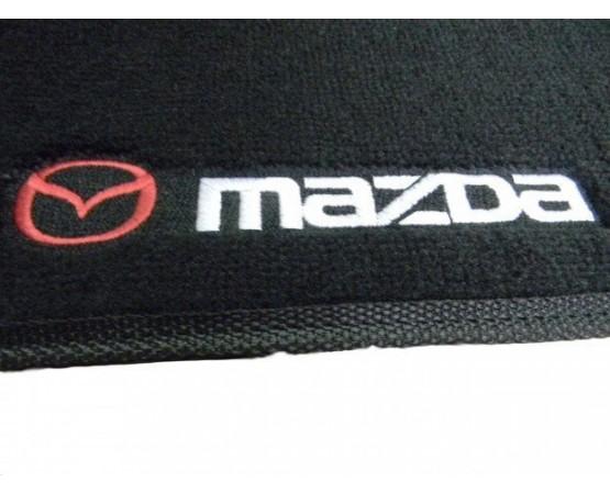 Tapete Mazda MX 3 Luxo (Alfabetoauto) por alfabetoauto.com.br