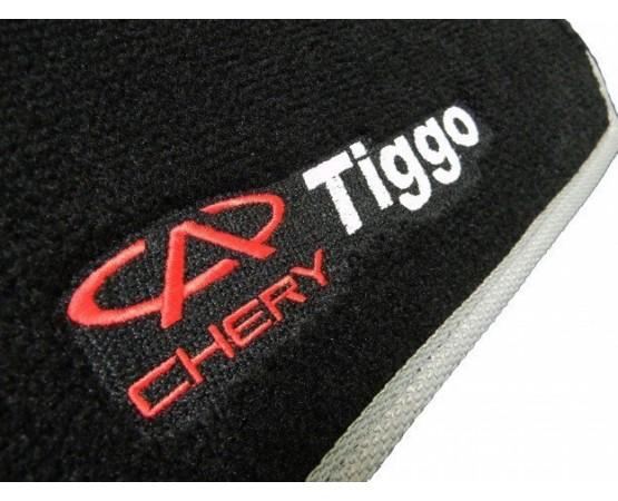 Tapete Chery Tiggo Luxo (Alfabetoauto) por alfabetoauto.com.br