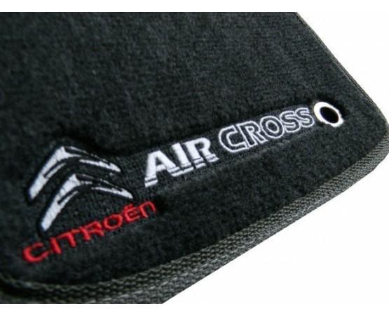 Tapete Citroën Aircross Luxo (Alfabetoauto) por alfabetoauto.com.br