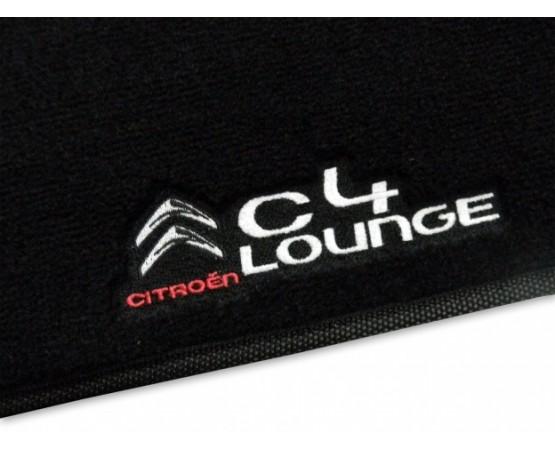 Tapete Citroën C4 Lounge Luxo (Alfabetoauto) por alfabetoauto.com.br