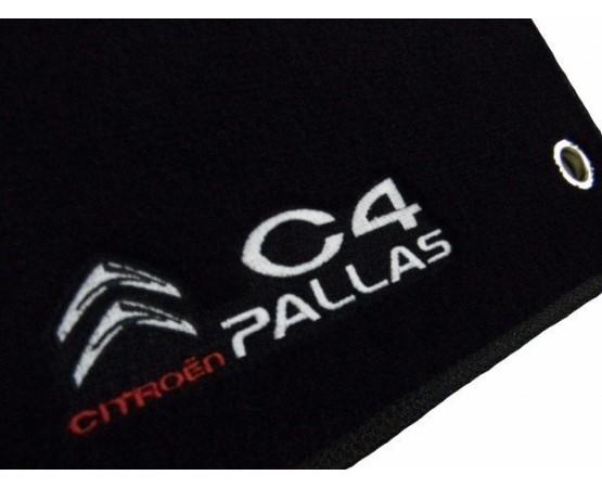 Tapete Citroën C4 Pallas Luxo