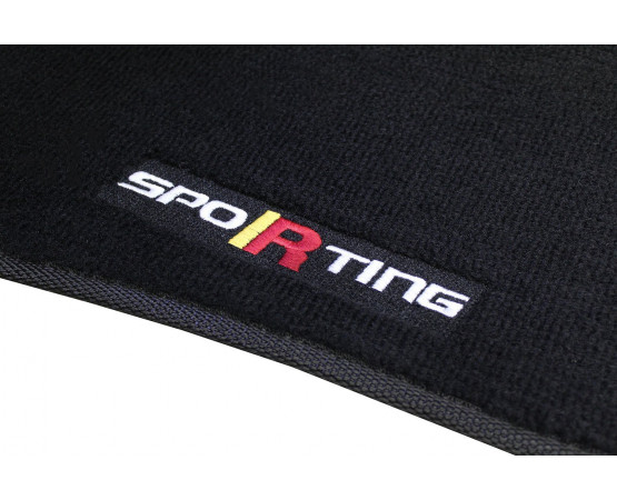Tapete Fiat Palio Sporting Luxo (Alfabetoauto) por alfabetoauto.com.br
