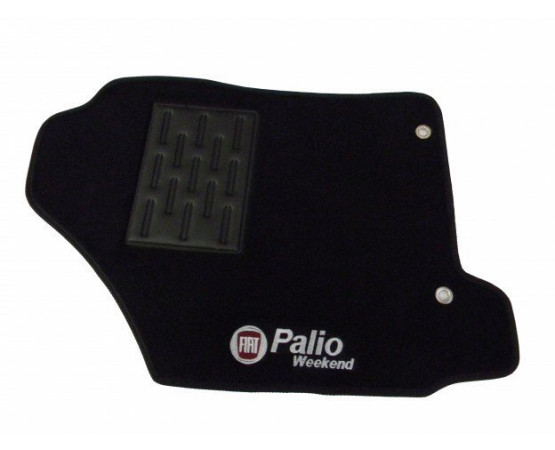 Tapete Fiat Palio Weekend Luxo (Alfabetoauto) por alfabetoauto.com.br