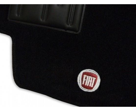 Tapete Fiat Doblo 5 Lugares Luxo (Alfabetoauto) por alfabetoauto.com.br